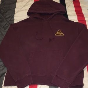 Obey hoodie size small